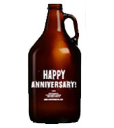 Growler Happy Anniversary